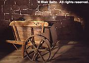 PA Historic Places, Cornwall Furnace, Early American Iron Works, Coal Cart, Lebanon Co. Pennsylvania