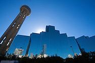 Reunion Tower, Dallas, Texas.