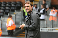 Norwich Head Coach Daniel Farke before the Sky Bet Championship match at Craven Cottage, London<br /> Picture by Paul Chesterton/Focus Images Ltd +44 7904 640267<br /> 05/08/2017