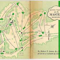 THE MASTERS / AUGUSTA NATIONAL