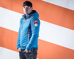 14.10.2013, Intersport Bruendl, Kaprun, AUT, Romed Baumann im Portrait, im Bild der österreichische Skirennläufer Romed Baumann bei einem Fototermin // the Austrian alpine skier Romed Baumann during a photocall at the Intersport Bruendl, Kaprun, Austria on 2013/10/14.  ***** EXKLUSIVES BILDMATERIAL ****** .EXPA Pictures © 2013, PhotoCredit: EXPA/ Juergen Feichter
