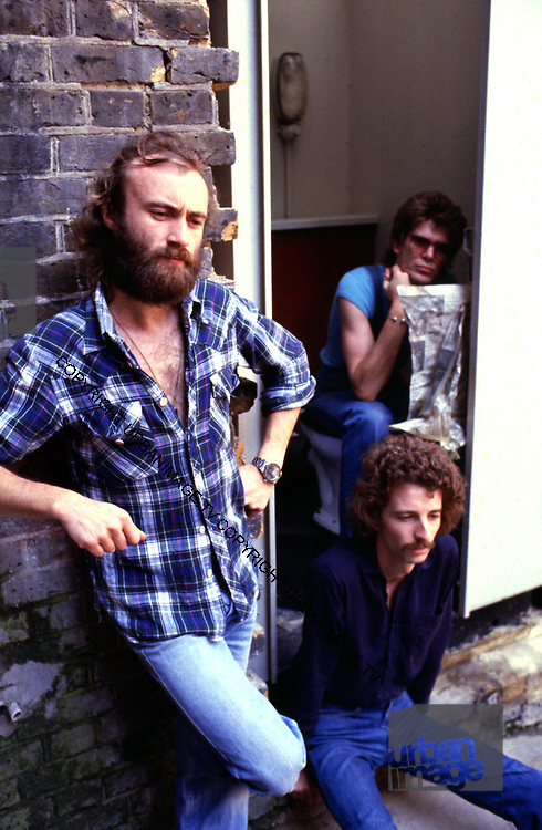 Brand X - featuring Phil Collins 1979