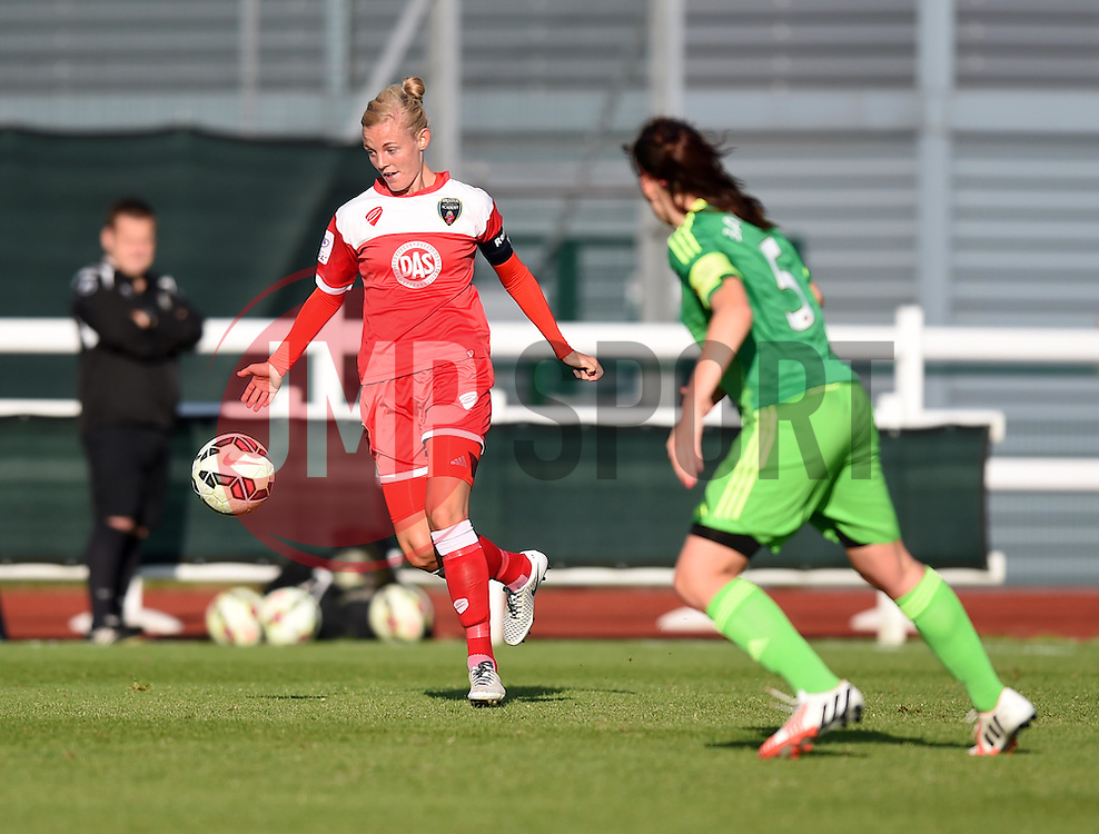 Bristol Academy captain Sophie Ingle - Mandatory by-line: Paul Knight/JMP - 25/07/2015 - SPORT - FOOTBALL - Bristol, England - Stoke Gifford Stadium - Bristol Academy Women v Sunderland AFC Ladies - FA Women's Super League