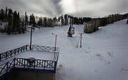 Powder Mountain Ski Resort, Monday, Dec. 3, 2012.