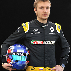 Sergey Sirotkin, Renault Sport Formula One Team.<br /> <br /> Round 1 - 1st day of the 2017 Formula 1 Rolex Australian Grand Prix at The circuit of Albert Park, Melbourne, Victoria on the 23rd March 2017.<br /> Wayne Neal | SportPix.org.uk
