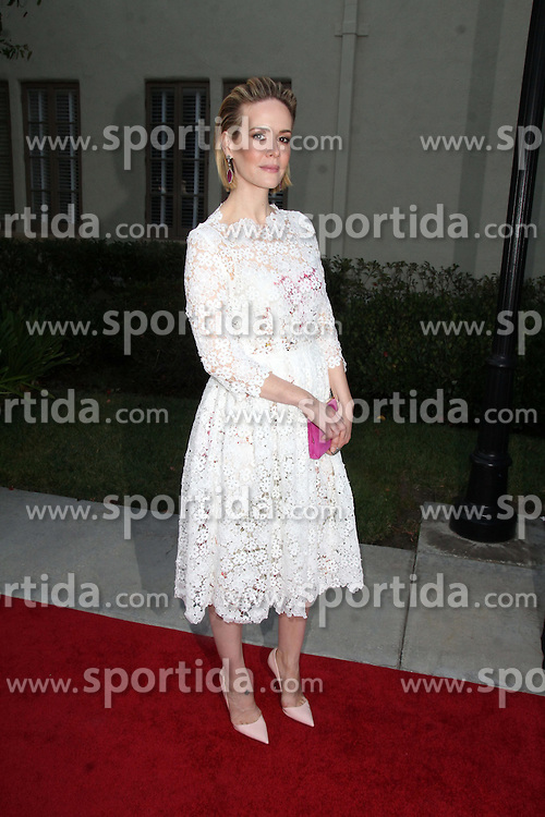 Sarah Paulson, at the &quot;American Horror Story: Freak Show&quot; For Your Consideration Screening, Paramount Studios, Los Angeles, CA 06-11-15. EXPA Pictures &copy; 2015, PhotoCredit: EXPA/ Photoshot/ Martin Sloan<br /> <br /> *****ATTENTION - for AUT, SLO, CRO, SRB, BIH, MAZ only*****