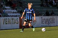 13.9.2014, Veritas Stadion, Turku.<br /> Veikkausliiga 2014.<br /> FC Inter Turku - IFK Mariehamn.<br /> Joni Aho - Inter