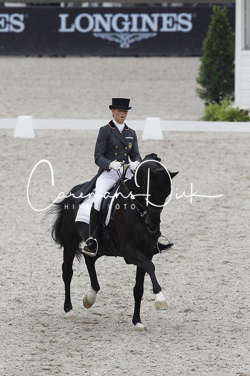 Barbancon Mestre Morgan (ESP) - IPS Painted Black<br /> CHIO Rotterdam 2012<br /> &copy; Hippo Foto - Leanjo de Koster