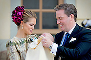 Princess Madeleine of Sweden and her husband Chris O'Neill will have their newborn son Prince Nicola