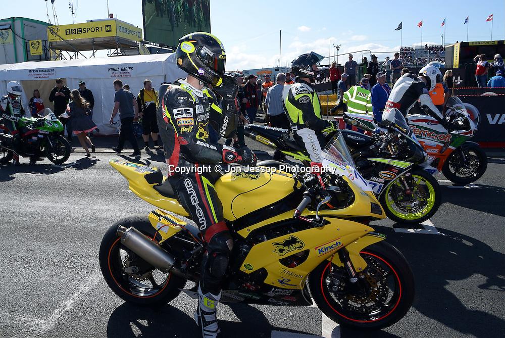 #14 Josh Day Swindon Dayo Racing Yamaha