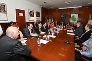 20170907 - Roma: incontro Governo sindacati su tematiche previdenziali