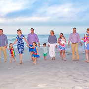 Henry Family Beach Photos