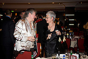 TRISH BESWICK; Dame Jacqueline Wilson, The Costa Book of the Year Award at the Costa Book Awards. The Intercontinental Hotel, Hamilton Place. London. 27 January 2009 *** Local Caption *** -DO NOT ARCHIVE -Copyright Photograph by Dafydd Jones. 248 Clapham Rd. London SW9 0PZ. Tel 0207 820 0771. www.dafjones.com<br /> TRISH BESWICK; Dame Jacqueline Wilson, The Costa Book of the Year Award at the Costa Book Awards. The Intercontinental Hotel, Hamilton Place. London. 27 January 2009