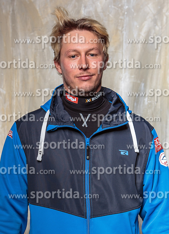08.10.2016, Olympia Eisstadion, Innsbruck, AUT, OeSV Einkleidung Winterkollektion, Portraits 2016, im Bild Anton Höllwart, Freestyle // during the Outfitting of the Ski Austria Winter Collection and official Portrait Photoshooting at the Olympia Eisstadion in Innsbruck, Austria on 2016/10/08. EXPA Pictures © 2016, PhotoCredit: EXPA/ JFK