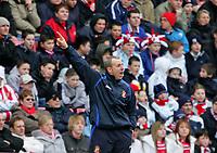 Photo: Andrew Unwin.<br />Sunderland v Wigan Athletic. The Barclays Premiership. 11/03/2006.<br />Sunderland's Kevin Ball.