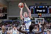 Berggren jared<br /> Dolomiti Energia Aquila Basket Trento - Germani Basket Brescia Leonessa<br /> Lega Basket Serie A 2016/2017<br /> PalaTrento 23/04//2017<br /> Foto Ciamillo-Castoria / M. Brondi