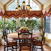 CHERRY HILL, NJ - DECEMBER 23, 2016: The breakfast nook in the kitchen on the first floor has views of the back yard. 9 Gwen Court, Cherry Hill, NJ. Credit: Albert Yee for the New York Times