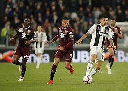 May 3, 2019 - Turin, ITA, Italy - Joo Cancelo during Serie A match between Juventus v Torino, in Turin, on May 3, 2019  (Credit Image: © Loris Roselli/NurPhoto via ZUMA Press)