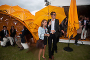 FRANCESCO NEMMO; OTIS FERRY, Veuve Clicquot Gold Cup. Cowdray Park on July 20, 2008 . Midhurst, England. *** Local Caption *** -DO NOT ARCHIVE-© Copyright Photograph by Dafydd Jones. 248 Clapham Rd. London SW9 0PZ. Tel 0207 820 0771. www.dafjones.com.<br /> FRANCESCO NEMMO; OTIS FERRY, Veuve Clicquot Gold Cup. Cowdray Park on July 20, 2008 . Midhurst, England.