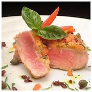 Le Ricette Tradizionali della Cucina Italiana.Italian Cooking Recipes. Tonno alla marinara