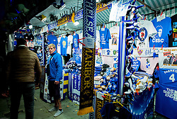 Fans shop prior to the football match between Chelsea FC and NK Maribor, SLO in Group G of Group Stage of UEFA Champions League 2014/15, on October 21, 2014 in Stamford Bridge Stadium, London, Great Britain. Photo by Vid Ponikvar / Sportida.com
