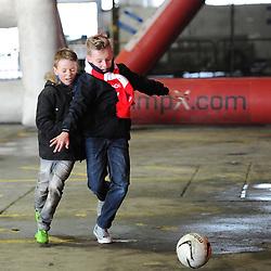 Bristol City Community Park - Photo mandatory by-line: Dougie Allward/JMP - Mobile: 07966 386802 - 14/02/2015 - SPORT - Football - Bristol - Ashton Gate - Bristol City v Sheffield United - Sky Bet League One