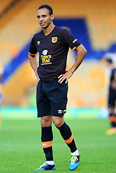 Peter Odemwingie of Hull City - Mandatory by-line: Matt McNulty/JMP - 19/07/2016 - FOOTBALL - One Call Stadium - Mansfield, England - Mansfield Town v Hull City - Pre-season friendly