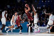 TonutStefano <br /> Umana Reyer Venezia - Happy Casa Brindisi<br /> LBA Final Eight 2020 Zurich Connect - Finale<br /> Basket Serie A LBA 2019/2020<br /> Pesaro, Italia - 16 February 2020<br /> Foto Mattia Ozbot / CiamilloCastoria