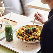Plus+ gent ajuinlei food organic salads juices cocquyt