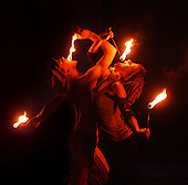 Fire Dancing and Performance Art