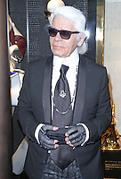 Karl Lagerfeld, Fendi - Store Launch Party, New Bond Street, London UK, 01 May 2014, Photo by Brett D. Cove
