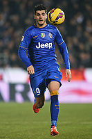 Alvaro Morata<br /> Cesena 15-02-2015 Stadio Dino Manuzzi, Football Calcio Serie A Cesena Juventus Foto Image Sport / Insidefoto