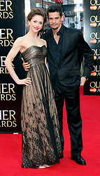 © Licensed to London News Pictures. 13/04/2014, UK. Marianela Nunez; Thiago Soares, The Laurence Olivier Awards, Royal Opera House, London UK, 13 April 2014. Photo credit : Richard Goldschmidt/Piqtured/LNP