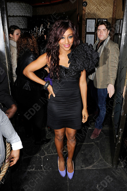 24.FEBRUARY.2011. LONDON<br /> <br /> ALEXANDRA BURKE LEAVING MAHIKI NIGHT CLUB IN MAYFAIR AT 3.00AM<br /> <br /> BYLINE: EDBIMAGEARCHIVE.COM<br /> <br /> *THIS IMAGE IS STRICTLY FOR UK NEWSPAPERS AND MAGAZINES ONLY*<br /> *FOR WORLD WIDE SALES AND WEB USE PLEASE CONTACT EDBIMAGEARCHIVE - 0208 954 5968*