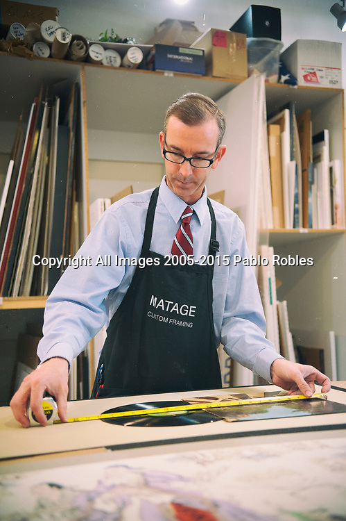 Matage Custom Framing