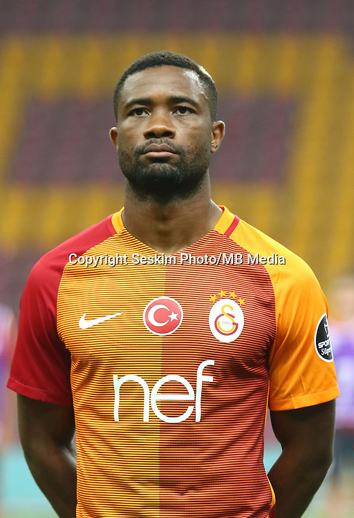 Turkey superlig match between Galatasaray and Kardemir Karabukspor at Turk Telekom Arena in Istanbul , Turkey , August 22  ,2016.<br />