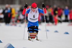 IOVLEVA Maria, RUS at the 2014 IPC Nordic Skiing World Cup Finals - Sprint