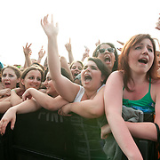 Bamboozle Fans - Atmosphere