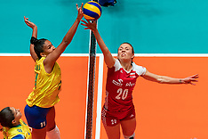 20190529 NED: Volleyball Nations League Poland - Brazil, Apeldoorn