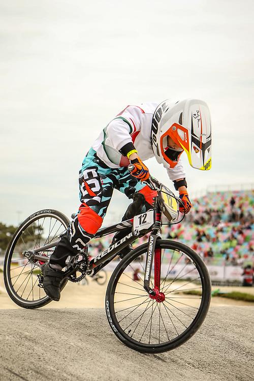 2018 UCI World Championships<br /> Baku, Azerbaijan<br /> 5 &amp; 6 Boys #12 (SABA Naszados) HUN