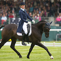 Dressage - Burghley 2013