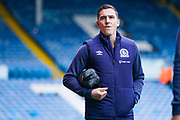 Blackburn Rovers midfielder Stewart Downing (19) arrives at the ground during the EFL Sky Bet Championship match between Leeds United and Blackburn Rovers at Elland Road, Leeds, England on 9 November 2019.