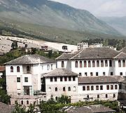 Albania progonat, cityscape
