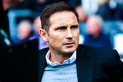 Derby County manager Frank Lampard - Mandatory by-line: Ryan Crockett/JMP - 11/05/2019 - FOOTBALL - Pride Park Stadium - Derby, England - Derby County v Leeds United - Sky Bet Championship Play-off Semi Final 1st Leg