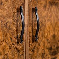 copper handle detail