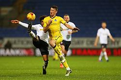 Ollie Clarke of Bristol Rovers and Derik Osede of Bolton Wanderers - Mandatory by-line: Matt McNulty/JMP - 28/02/2017 - FOOTBALL - Macron Stadium - Bolton, England - Bolton Wanderers v Bristol Rovers - Sky Bet League One