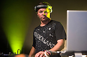 Pete Tong, playing Fat Sam's tent, Rockness