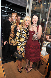 Left to right, PATSY KENSIT and KATIE GRAND at a party in aid of the charity Best Buddies held at the Hogan store, 10 Sloane Street, London SW10 on 13th May 2009.