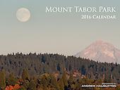 2016 Calendar Mt Tabor Park