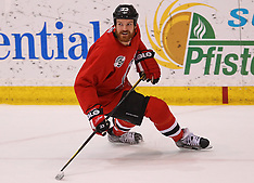 May 29, 2012: Stanley Cup Finals Media Day - New Jersey Devils Practice